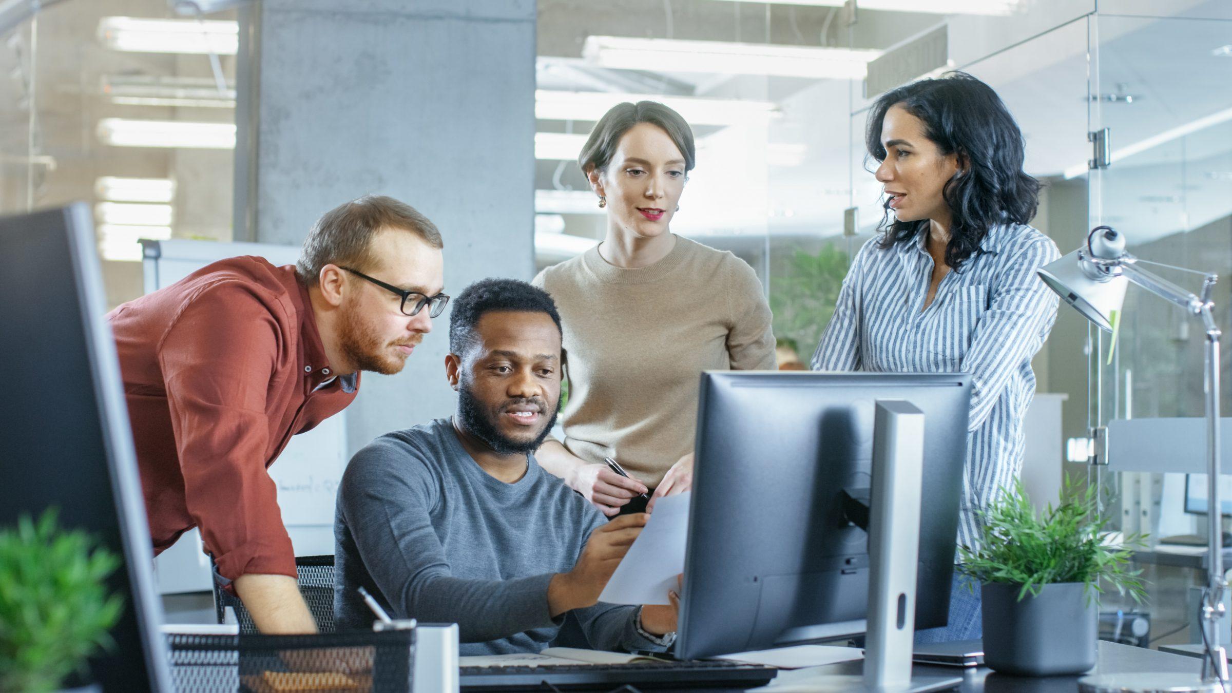 アメリカにおいて最も多様性のある職場とはどんなところか│PINGUINC.[ピングインク]